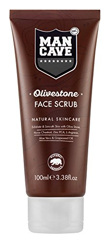 mancave-natural-olive-stone-face-scrub-100ml