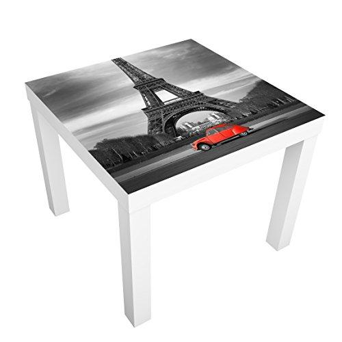 apalis 91546 m belfolie f r ikea lack spot on paris gr e 55 x 55 cm. Black Bedroom Furniture Sets. Home Design Ideas