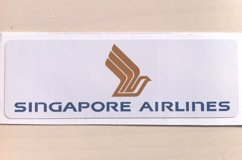 singapore-airlines-logo-a-sticker-paper-waterproof-seal-japan-import