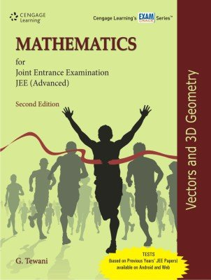 Mathematics for Joint Entrance Examination JEE Advanced: Vectors and 3D Geometry Image