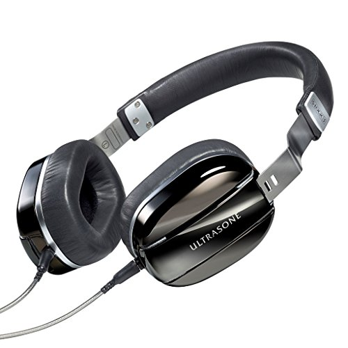 ULTRASONE Edition M BlackPearl 【密閉ダイナミック型ヘッドフォンS-Logic™ Plus テクノロジー / 低域電磁波低減 ULE テクノロジー】