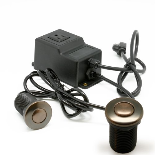 Countertop Air Switch : ... about Single Outlet Sink Garbage Disposal Air Activated Switch NEW