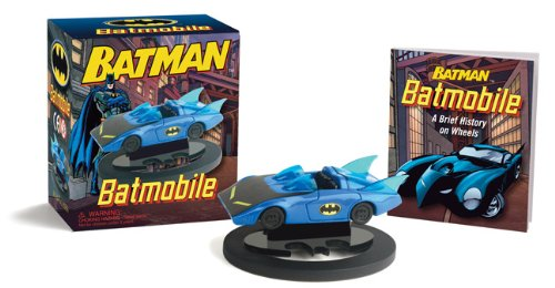 Batman: Batmobile (Mega Mini Kits)