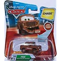 Disney Pixar Cars FRED with FALLEN BUMPER Chase Lenticular Series 2