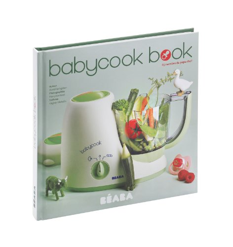 BEABA Babycook Book, French - 1