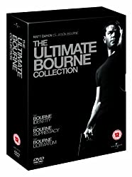 The Ultimate Bourne Collection Boxset: Supremacy & Ultimatum [DVD] [2007]