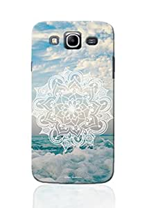Sowing Happiness Printed Back Cover For Samsung Galaxy Mega 5.8
