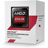 AMD Radeon R3 Athlon 5350 Kabini Quad-Core Desktop Processor + MSI Mini ITX AMD Motherboard