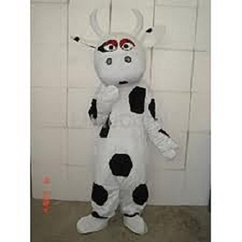 Cow Adult Mascot Costume