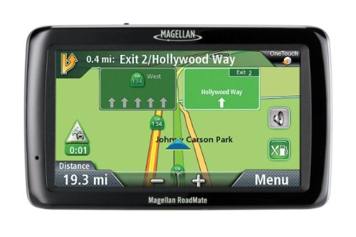 Magellan 5045 5-Inch RoadMate GPS Screen