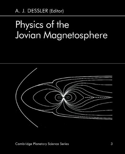 Physics of the Jovian Magnetosphere (Cambridge Planetary Science Old)