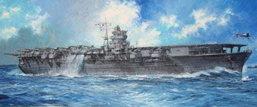1/700 特シリーズ No.41 日本海軍航空母艦 翔鶴