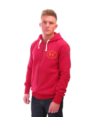 Men's Civil Defence Zip Hoody