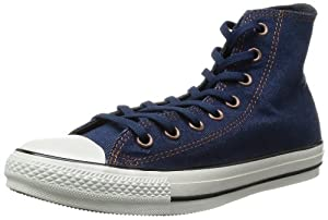 [コンバース] CONVERSE CONVERSE ALL STAR DENIM PANTS HI AS DNMP HI 1CJ041 (インディゴ/8)