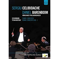 Schumann: Piano Concertos / Tchaikovsky: Piano Concertos No. 1