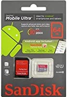 SanDisk Ultra microSDHC Card Plus Adapter from SanDisk