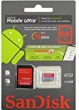SanDisk Ultra microSDHC Card Plus Adapter