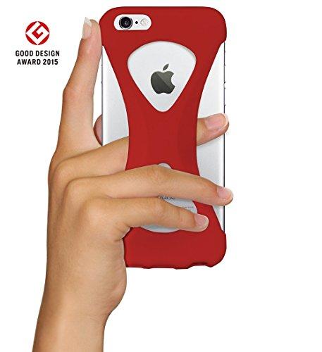【Palmo】iPhone6s/6 Red(パルモ 赤)ポケモンGOに最高!...