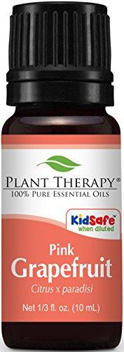Grapefruit (Pink) Essential Oil. 10 ml. 100% Pure, Undiluted, Therapeutic Grade.