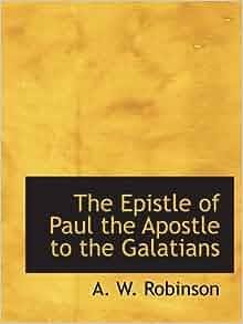 Epistle to the Galatians