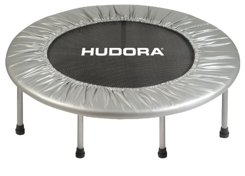 Hudora Trampolin faltbar, 140 cm , 8 Fe, belastb. bis 100kg