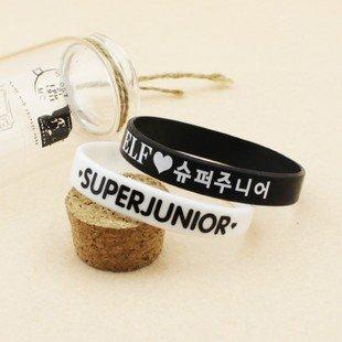 K-pop Wristband Super Junior 2pc