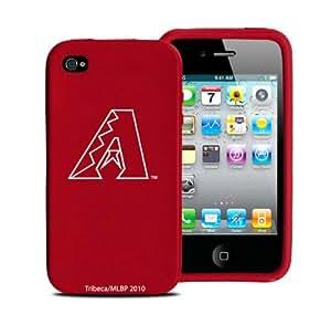 Arizona Diamondbacks iPhone 4 and 4S Case: Silicone Cover