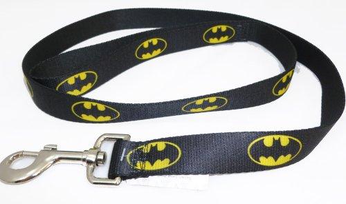 Batman Seat Belt Buckle Dog Leash Matches Collars