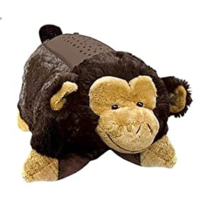"""Pillow Pets Dream Lites - Silly Monkey 11"""""""