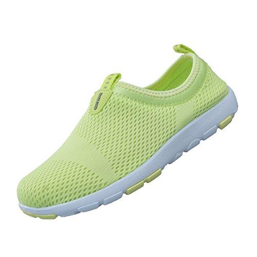 Erke Lightweight Mesh UP Women's Running Shoe Fluorescent 52115218168