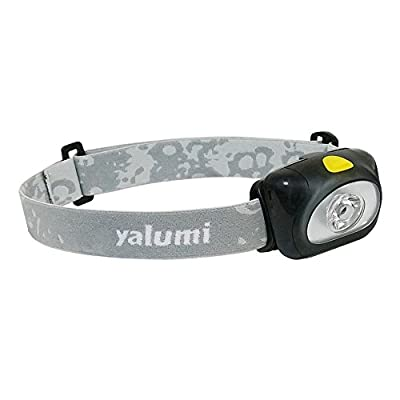 yalumi LED Headlamp Spark 105-Lumen 90-Meter Spotlight, Advanced Optics, 1.5X Brightness, Longer Battery Life, Less than 2.7oz