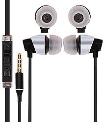 Samsung MPOWER COMPATIBLE 3.5mm In Ear bud Stereo Earphones Mini Size HeadSet Headphone Handsfree With Mic Handsfree by Estar