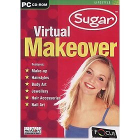 Sugar Virtual Makeover