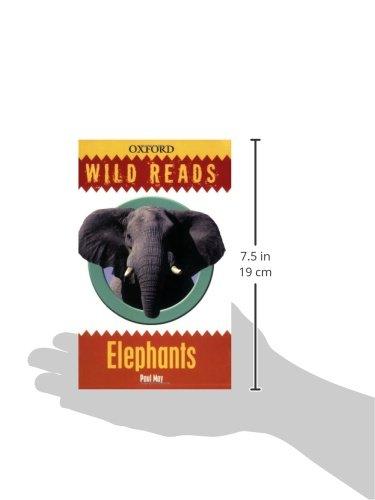 Wild Reads: Elephants (Oxford Wild Reads)