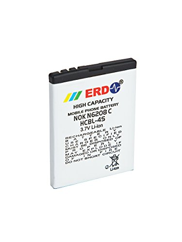 ERD-820mAh-Battery-(For-Nokia-6208-C/Karbonn-D325/Sony-Ericsson-W598)