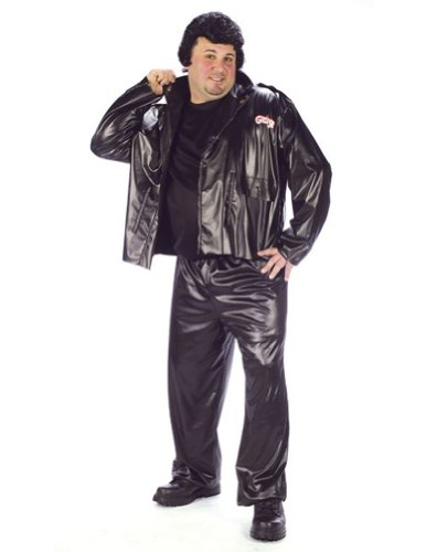Grease Danny T-Bird Plus Adult Mens Costume