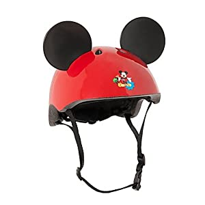 disney mickey mouse clubhouse kinder fahrrad helm mit. Black Bedroom Furniture Sets. Home Design Ideas