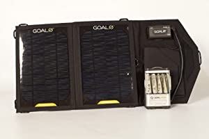 Goal Zero 19006 Guide 10 Adventure Kit with 4 Goal Zero AA Batteries