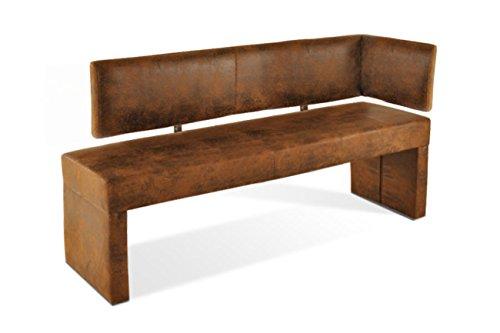 SAM-Ottomane-Sitzbank-Eckbank-Scarlett-in-Wildleder-Optik-150-cm-Breite-gepolsterte-Bank-mit-braunem-Stoffbezug-beidseitig-aufbaubar-angenehmer-Sitzkomfort