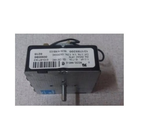 Gibson Frigidaire Dryer Timer Pn7532761 Fit Ap2107628 front-132825