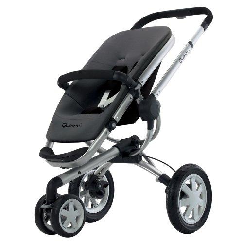 Quinny Buzz 3-Wheel Stroller 2009 - Black
