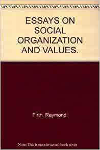 essays on social work values