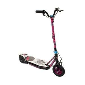 monster high girl 39 s electric scooter black. Black Bedroom Furniture Sets. Home Design Ideas
