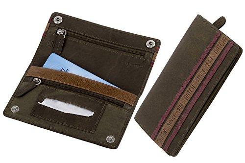 Portatabacco datch verde oliva pelle astuccio porta - Porta pacchetto sigarette amazon ...
