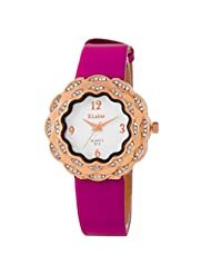 Big Tree Elaine Off-White Dial Analogue Off-White Dial Womens Watch - W1104Pw