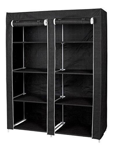 Large Portable Closet : Florida brands large portable closet with shelves for
