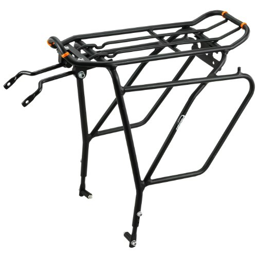 Learn More About Ibera PakRak Bicycle Touring Carrier Plus+ IB-RA5 (with disk brake mounts) Frame-mo...