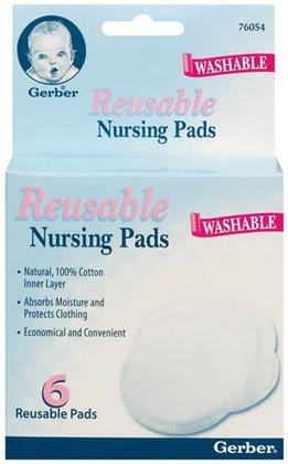 Gerber Reusable Nursing Pads