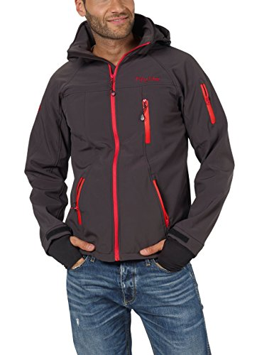 Fifty Five Herren Jacke Softshelljacke Alert mit Tex Membrane