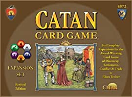 Catan Card Game Expansion